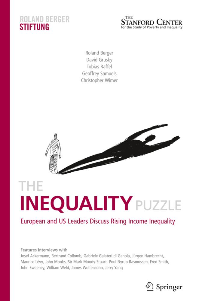 The Inequality Puzzle als Buch von Roland Berge...