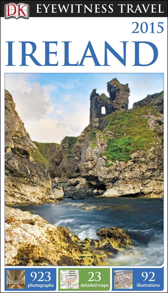 DK Eyewitness Travel Guide: Ireland als eBook D...