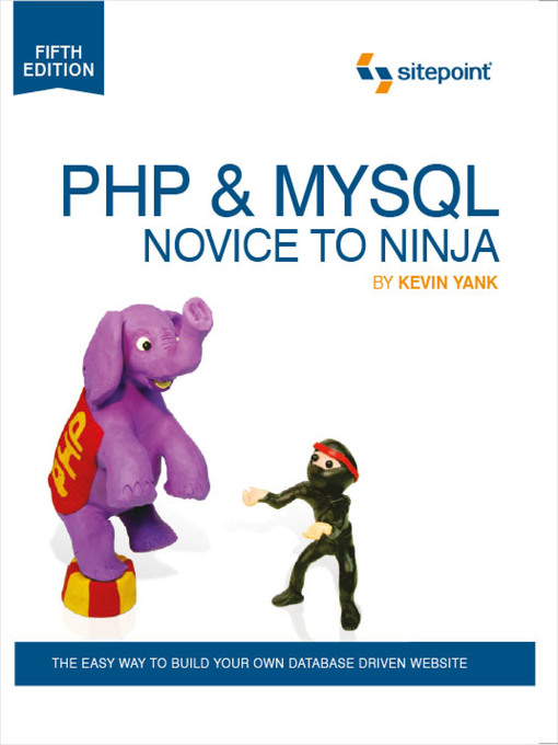 PHP & MySQL als eBook Download von Kevin Yank