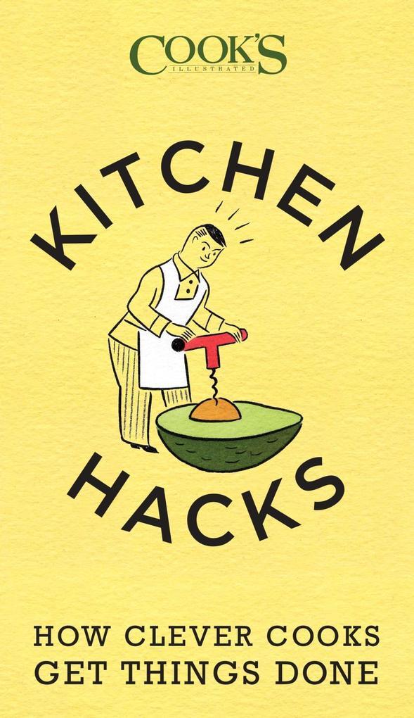 Kitchen Hacks als eBook Download von