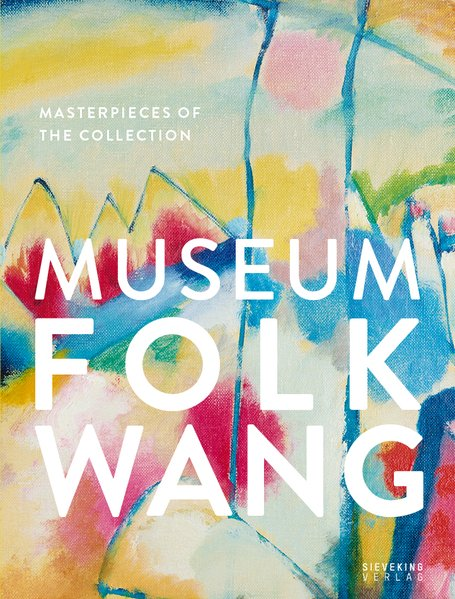 Museum Folkwang als Buch von Tobias Bezzola, To...