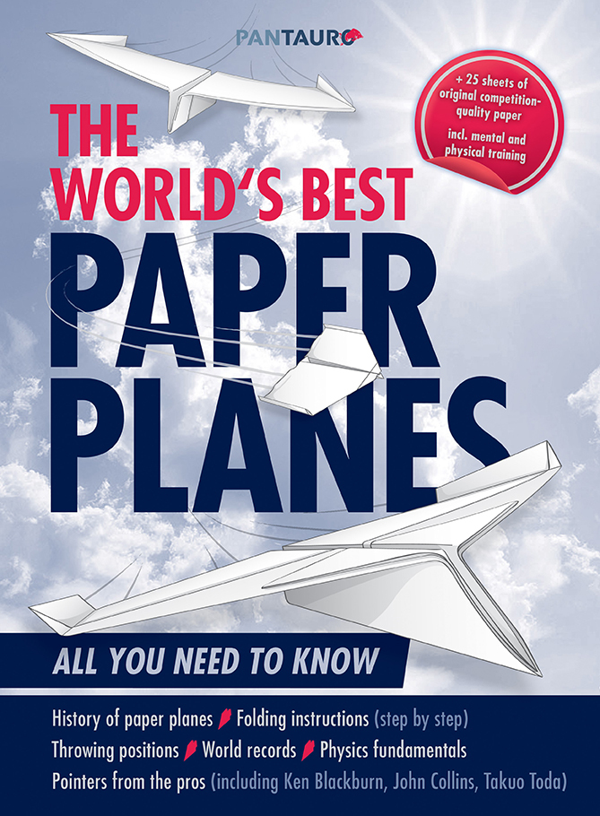 The World`s Best Paper Planes als Buch von Tobi...