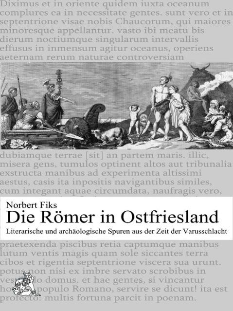 Die Römer in Ostfriesland als eBook Download vo...