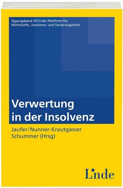 Verwertung in der Insolvenz als Buch von