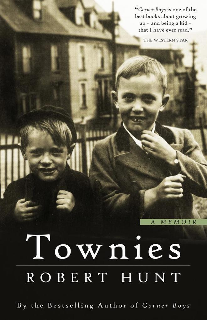 Townies als eBook Download von Robert Hunt