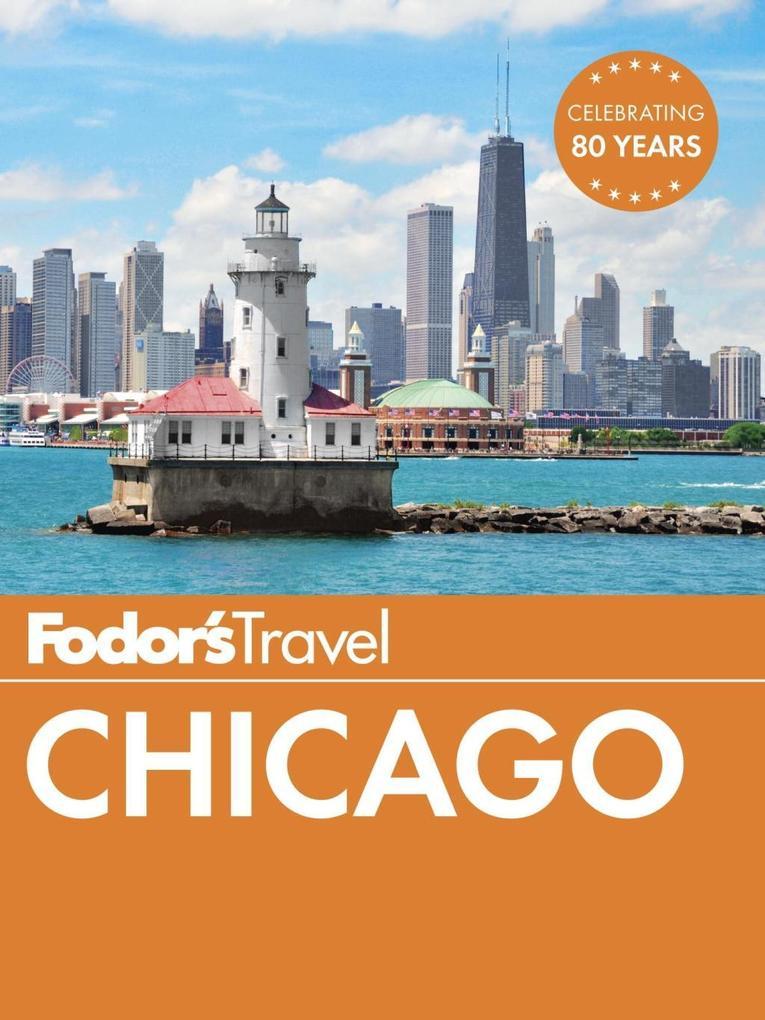 Fodor´s Chicago als eBook Download von Fodor´s ...