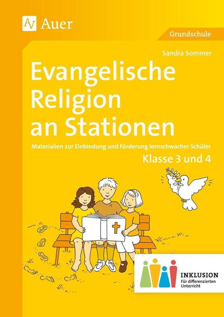 Evangelische Religion an Stationen 3-4 Inklusio...