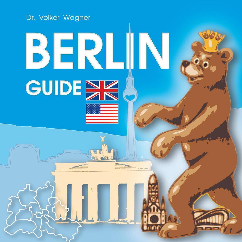BERLIN Guide als Hörbuch Download von Volker Wa...