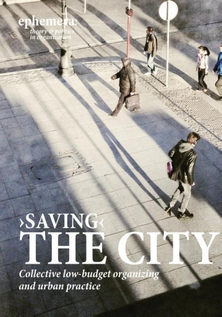 ´Saving´ the City als Taschenbuch von