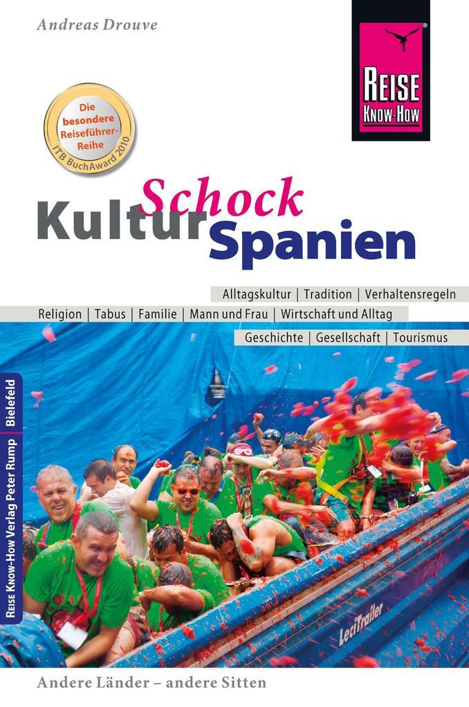Vorschaubild von Reise Know-How KulturSchock Spanien als eBook Download von Andreas Drouve