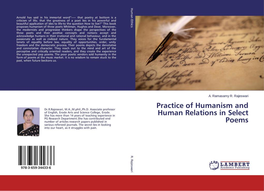 Practice of Humanism and Human Relations in Sel...