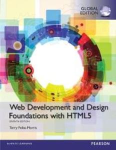 Web Development and Design Foundations with HTM...