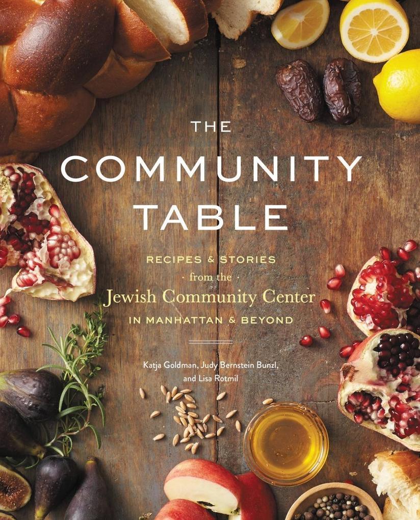 The Community Table als eBook Download von Katj...