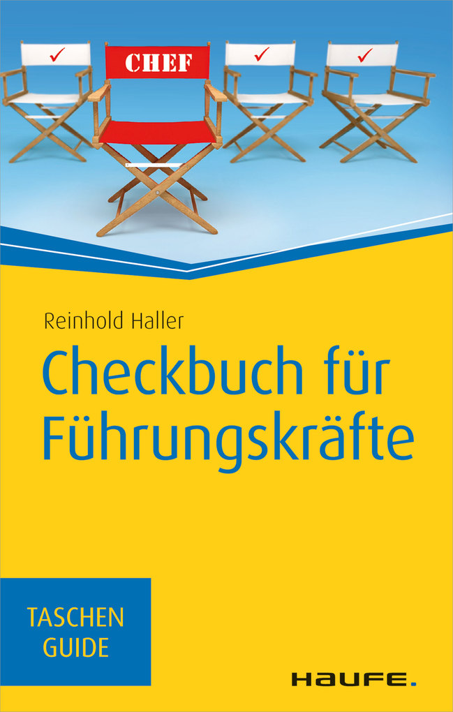 Checkbuch für Führungskräfte als eBook Download...
