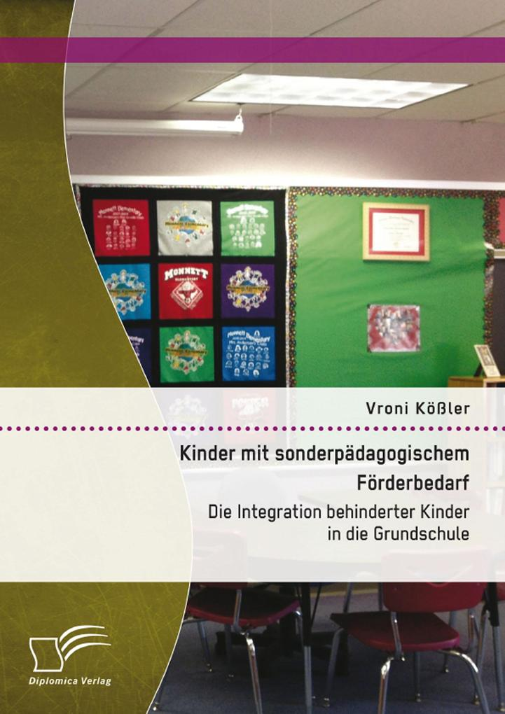Kinder mit sonderpädagogischem Förderbedarf: Di...