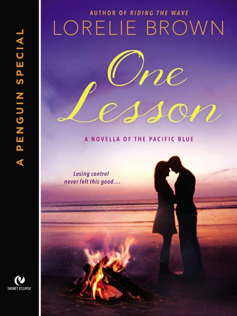 One Lesson als eBook Download von Lorelie Brown