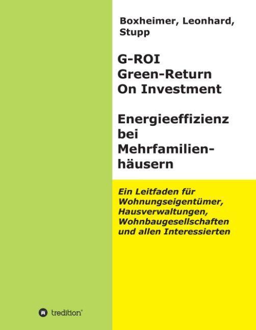 G-ROI Green - Return On Investment, Energieeffi...