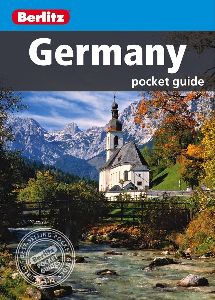 Berlitz: Germany Pocket Guide als eBook Downloa...
