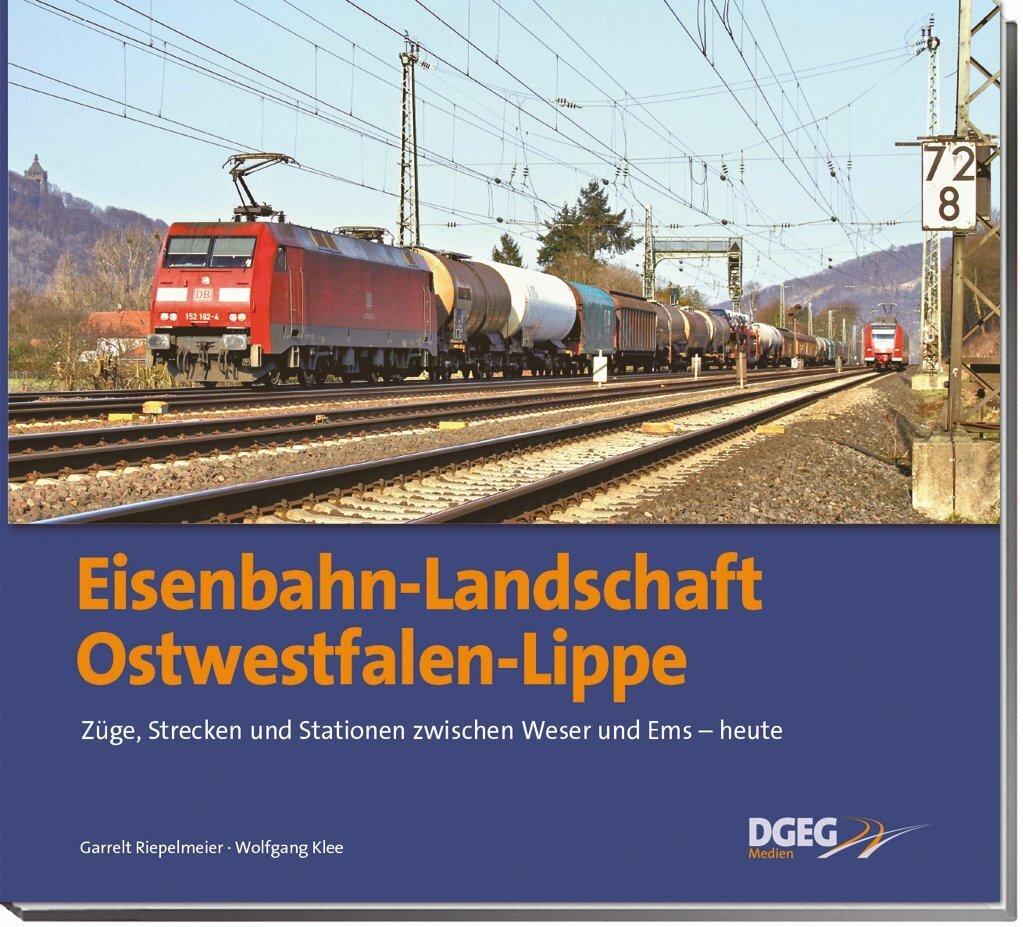 Eisenbahn-Landschaft Ostwestfalen-Lippe als Buc...