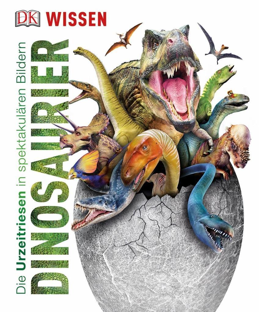 Wissen. Dinosaurier als Buch von