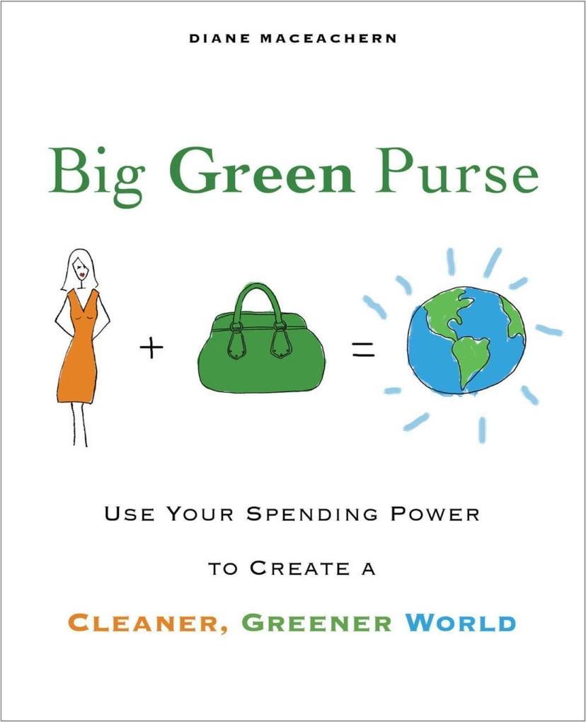 Big Green Purse als eBook Download von Diane Mc...