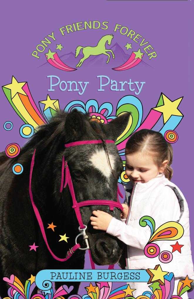 Pony Party als eBook Download von Pauline Burgess