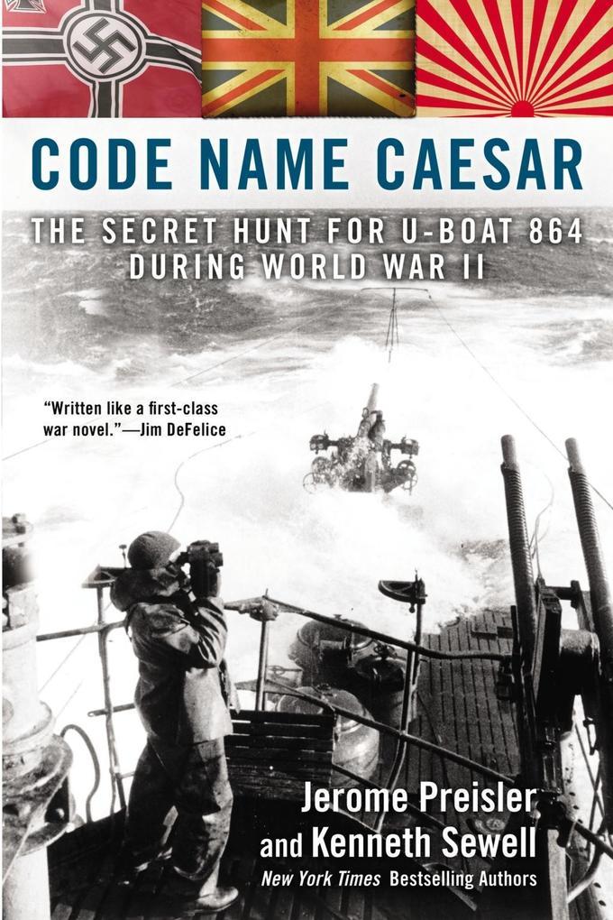 Code Name Caesar als eBook Download von Jerome ...