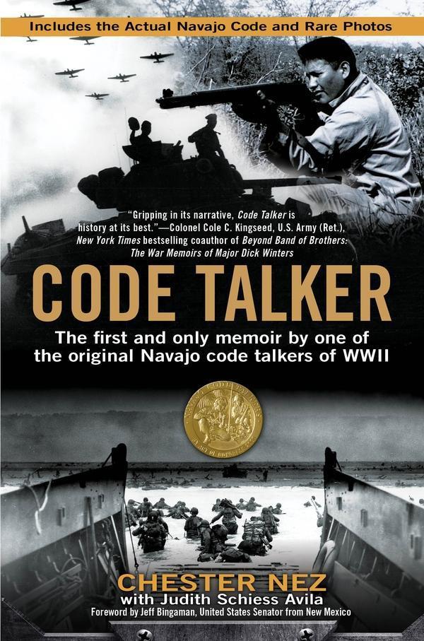 Code Talker als eBook Download von Chester Nez,...