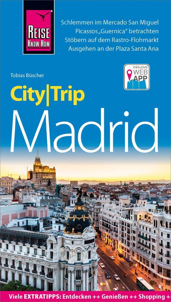 Reise Know-How CityTrip Madrid als eBook Downlo...