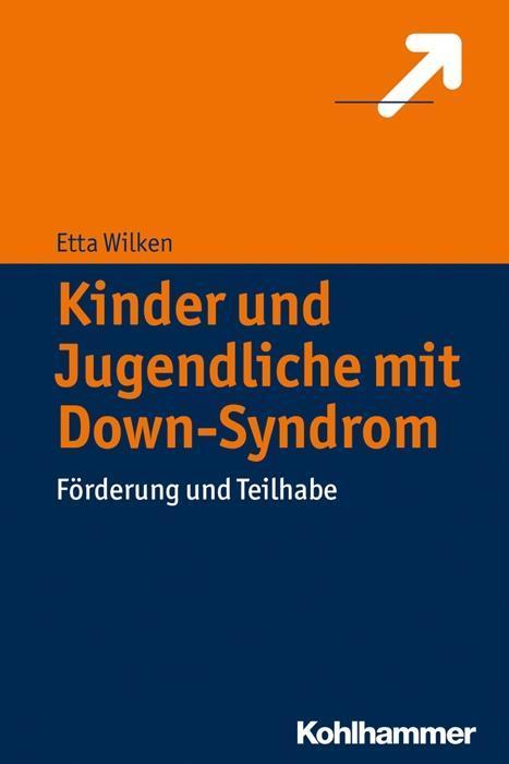 Kinder und Jugendliche mit Down-Syndrom als Buc...