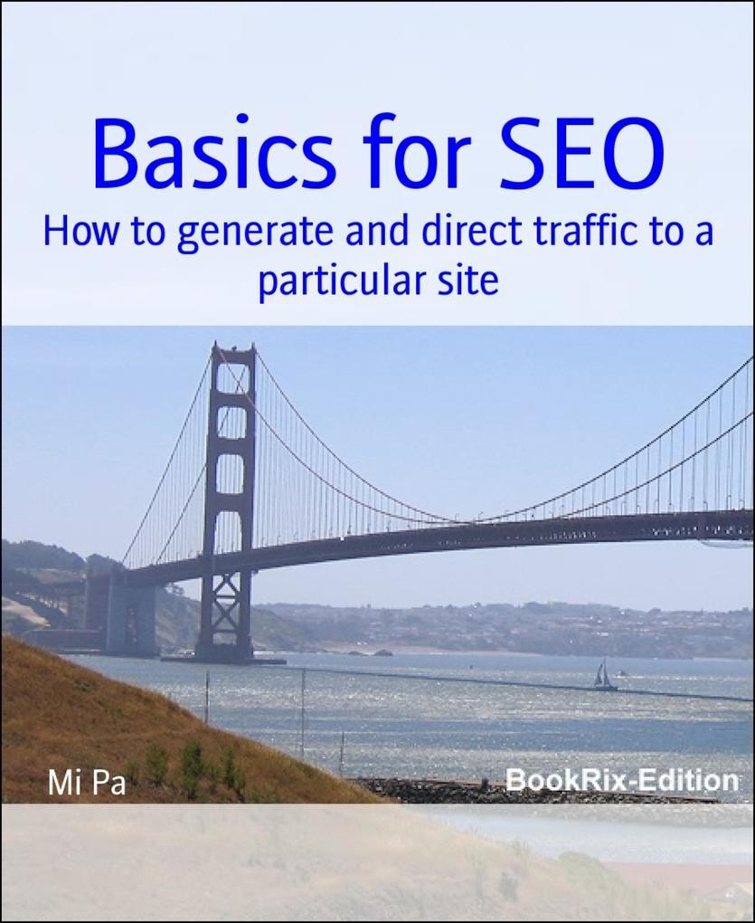 Basics for SEO als eBook Download von Mi Pa