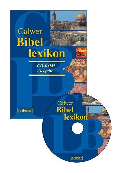 Calwer Bibellexikon CD-ROM-Ausgabe