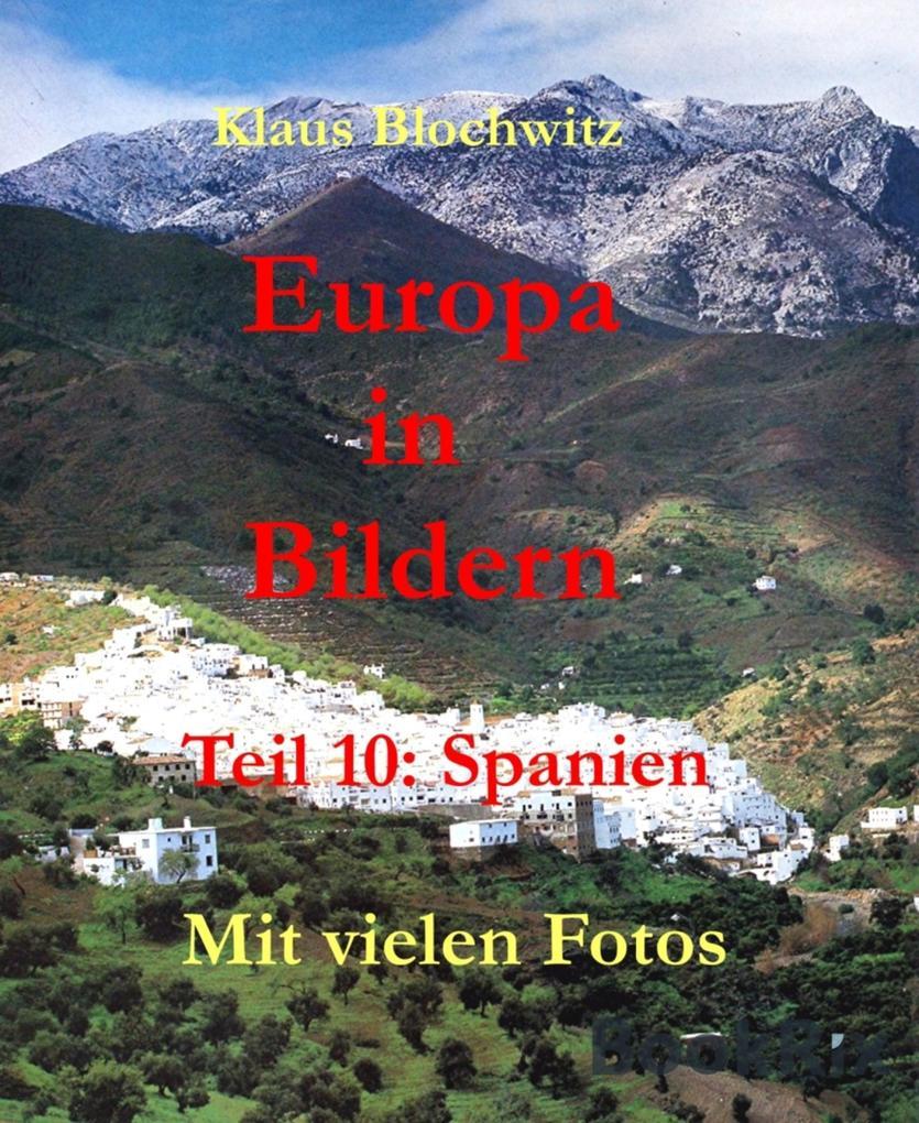 Europa in Bildern als eBook Download von Klaus ...
