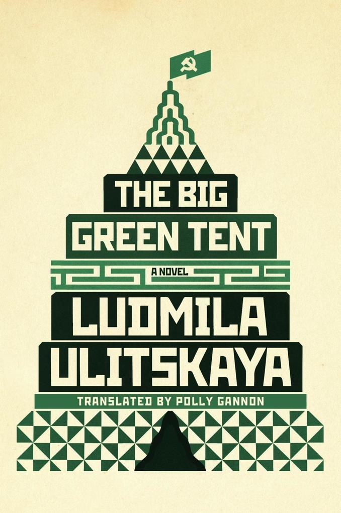 The Big Green Tent als eBook Download von Ludmi...