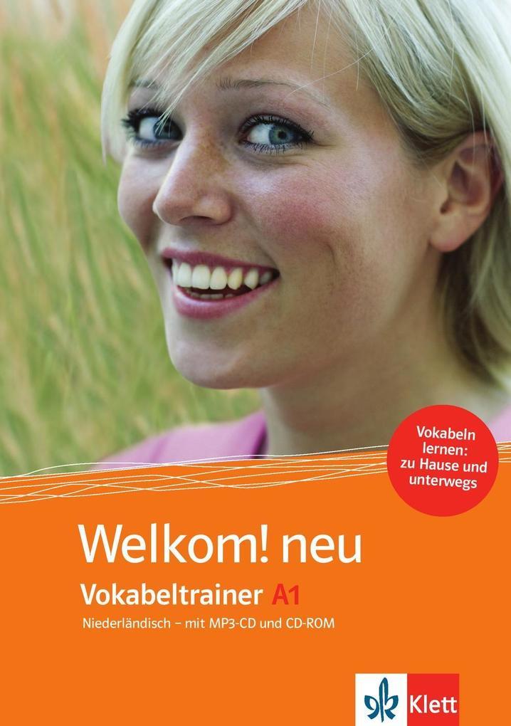 Welkom! Neu A1 Vokabeltrainer. CD-ROM + Heft + ...