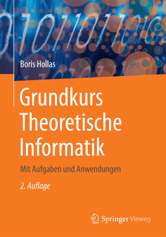 Grundkurs Theoretische Informatik als Buch von ...