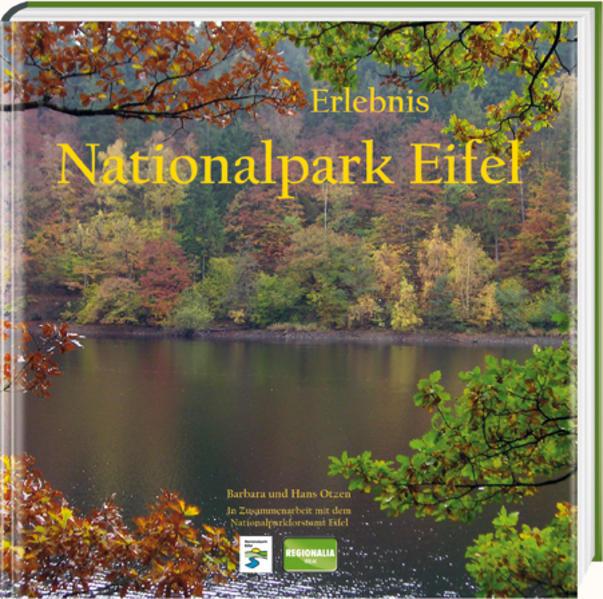 Erlebnis Nationalpark Eifel als Buch von Barbar...
