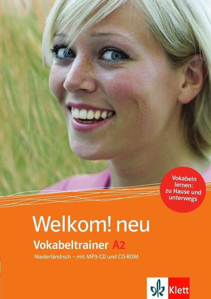 Welkom! Neu A2 Vokabeltrainer. CD-ROM + Heft + ...