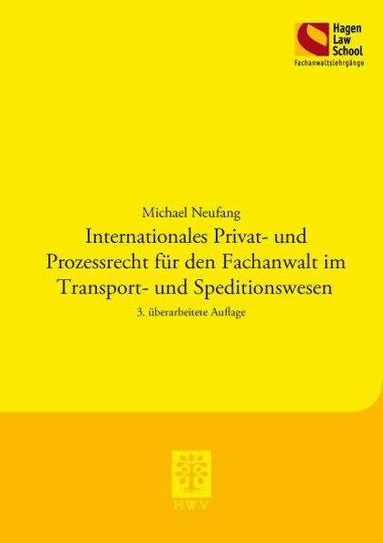 Internationales Privat- und Prozessrecht für de...