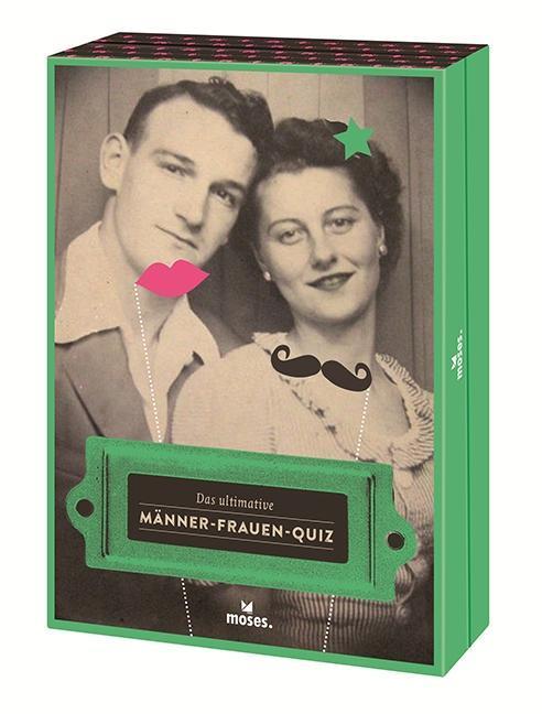 Das ultimative Männer-Frauen-Quiz