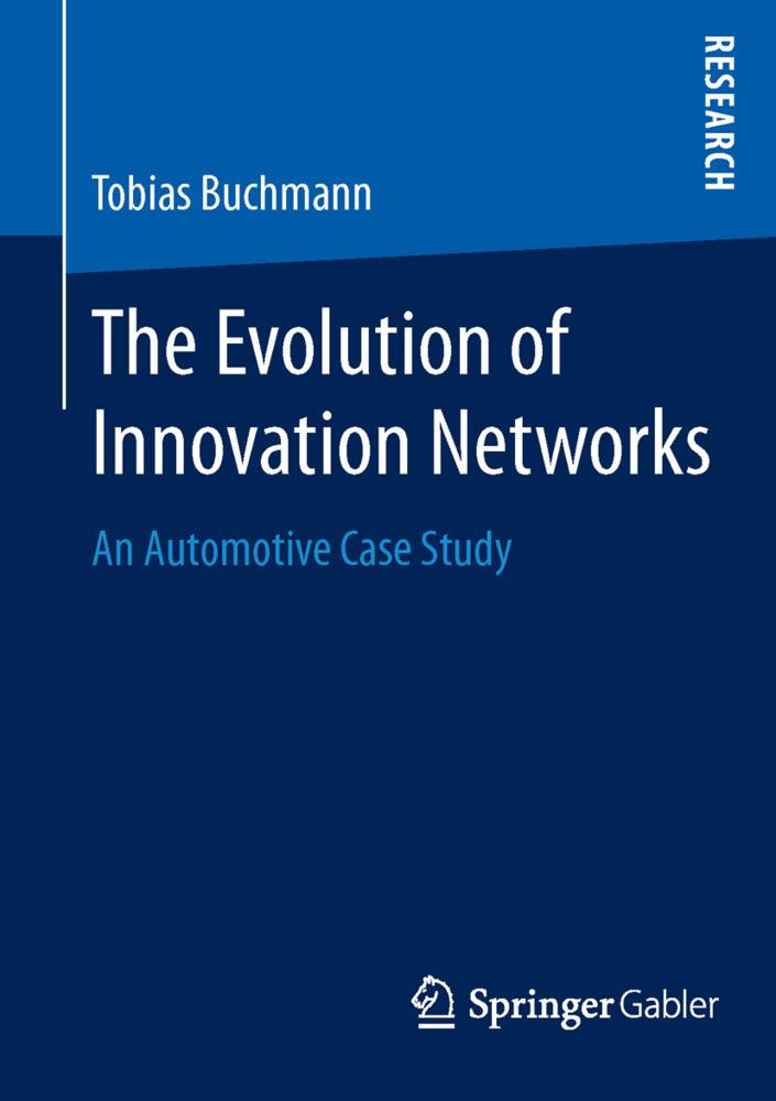 The Evolution of Innovation Networks als Buch v...