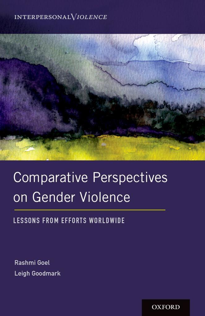 Comparative Perspectives on Gender Violence: Le...