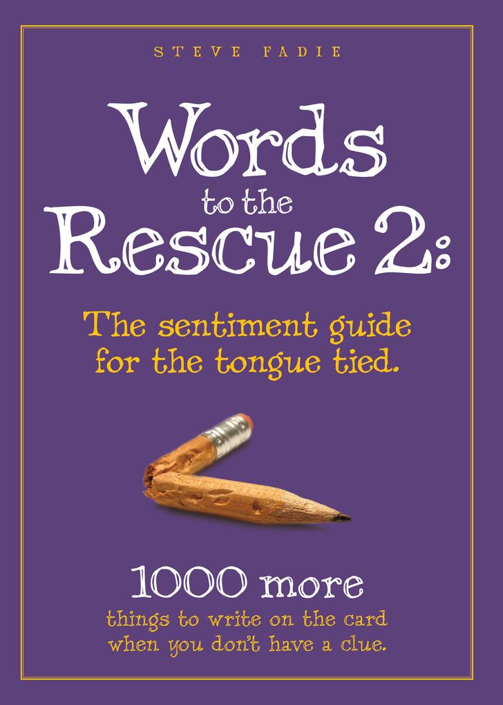 Words to the Rescue 2 als eBook Download von St...