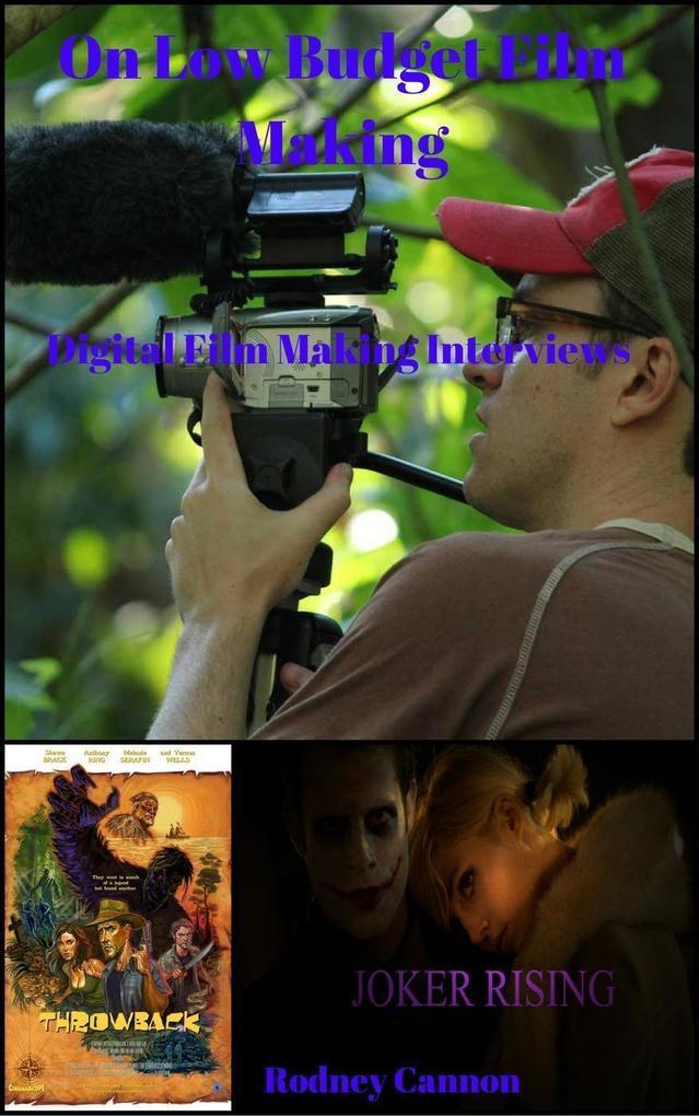 On Low Budget Film Making,Digital Film Making I...