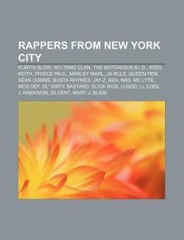 Rappers from New York City als Taschenbuch von