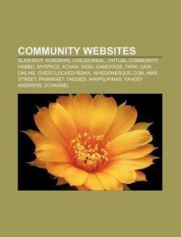 Community websites als Taschenbuch von