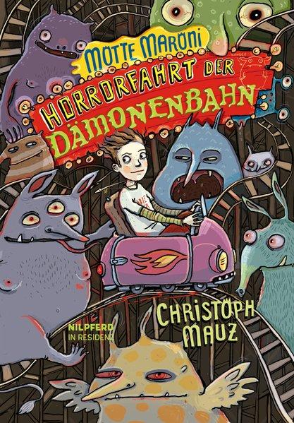 Motte Maroni: Horrorfahrt der Dämonenbahn als B...