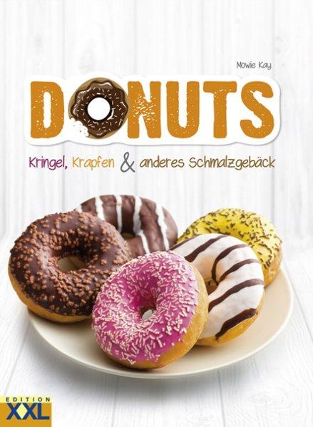 Donuts als Buch von Mowie Kay