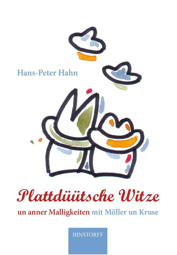 Plattdüütsche Witze als eBook Download von Hans...