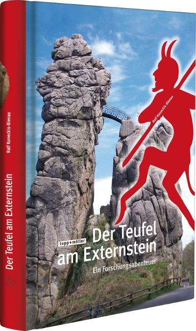 Der Teufel am Externstein als Buch von Ralf Kon...